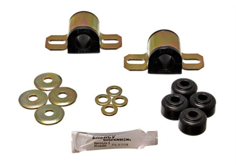 Energy Suspension Rear Sway Bar Bushing Kit With End Links - Black 5.5108G ENE5.