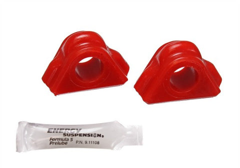Energy Suspension Front Sway-Bar Bushings - Red 5.5128R ENE5.5128R