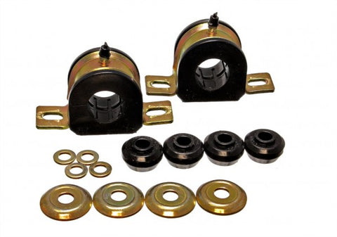 Energy Suspension Front Sway-Bar Bushings - Black 5.5141G ENE5.5141G