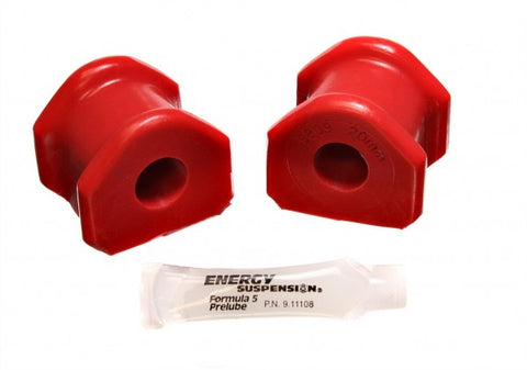 Energy Suspension Front Sway-Bar Bushings - Red 5.5149R ENE5.5149R