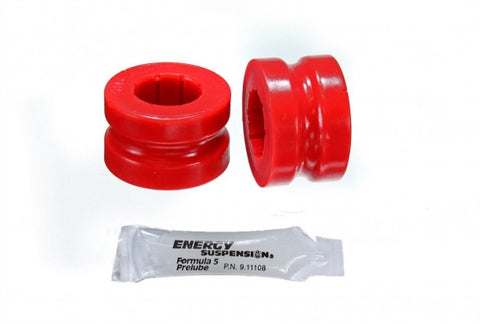 Energy Suspension Front Sway-Bar Bushings - Red 5.5153R ENE5.5153R