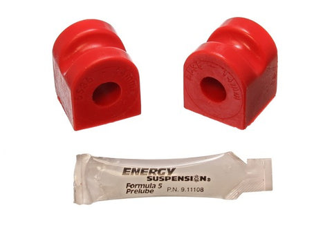 Energy Suspension Rear Sway-Bar Bushings - Red 5.5156R ENE5.5156R