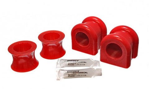 Energy Suspension Front Sway-Bar Bushings - Red 5.5168R ENE5.5168R
