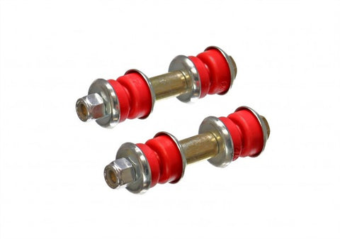 Energy Suspension Front Sway-Bar End Links - Red 5.8101R ENE5.8101R