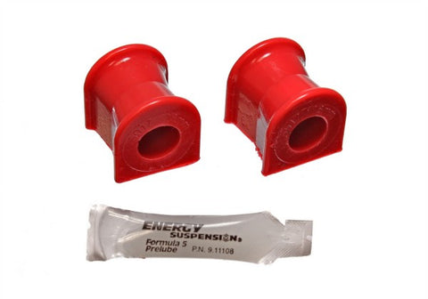 Energy Suspension Front Sway-Bar Bushings - Red 7.5103R ENE7.5103R