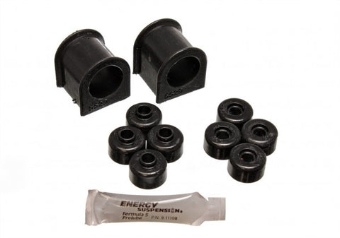 Energy Suspension Rear Sway-Bar Bushings Kit & End Links - Black 7.5119G ENE7.51