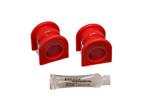 Energy Suspension Front Sway-Bar Bushings - Red 7.5120R ENE7.5120R
