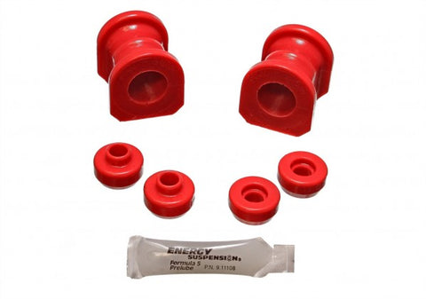 Energy Suspension Front Sway-Bar Bushings - Red 7.5123R ENE7.5123R