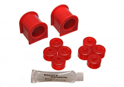 Energy Suspension Rear Sway-Bar Bushings Kit and End Links - Red 7.5119R ENE7511