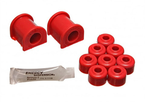 Energy Suspension Front Sway-Bar Bushings - Red 8.5101R ENE8.5101R