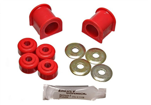 Energy Suspension Front Sway-Bar Bushings - Red 8.5114R ENE8.5114R
