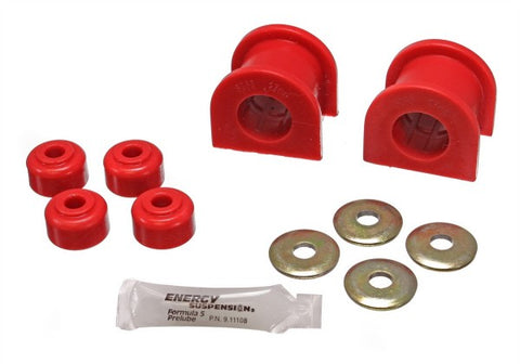 Energy Suspension Front Sway-Bar Bushings - Red 8.5118R ENE8.5118R