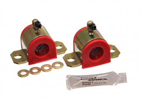 Energy Suspension Front Sway-Bar Bushings - Red 8.5128R ENE8.5128R
