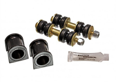 Energy Suspension Front Sway-Bar Bushings - Black 8.5130G ENE8.5130G