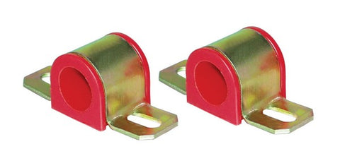 Energy Suspension Front Sway-Bar Bushings - Red 9.5126R ENE9.5126R