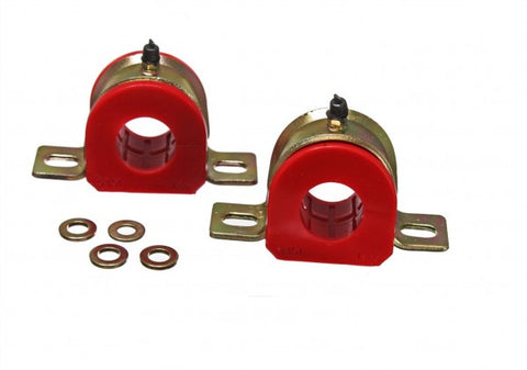 Energy Suspension Front Sway-Bar Bushings - Red 9.5172R ENE9.5172R