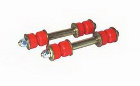 Energy Suspension Front Sway Bar End Link - Red 9.8118R ENE9.8118R