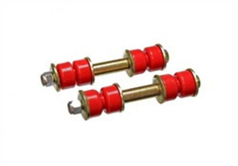 Energy Suspension Front Sway Bar End Link - Red 9.8120R ENE9.8120R