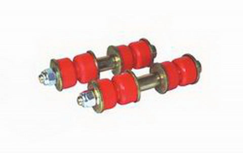Energy Suspension Front Sway Bar End Link - Red 9.8122R ENE9.8122R