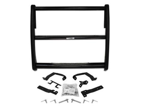 Ford F150 Grille Guard w/ Step - Black