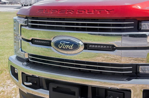 Ford F350 & F250 Light Bar - 2WD/4WD Super Duty Lariat