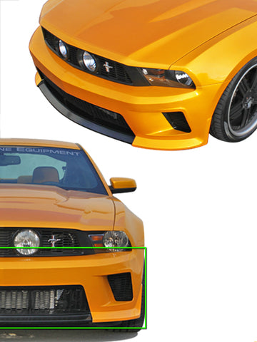 2010-2012 Ford Mustang GT [Front Fascia] - KB41021