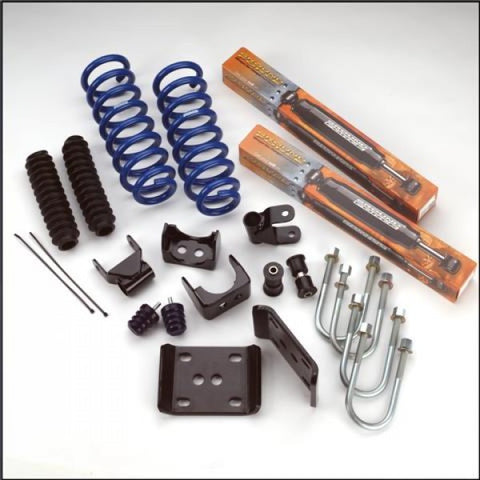 Ground Force Lowering Kits 9933 GF9933