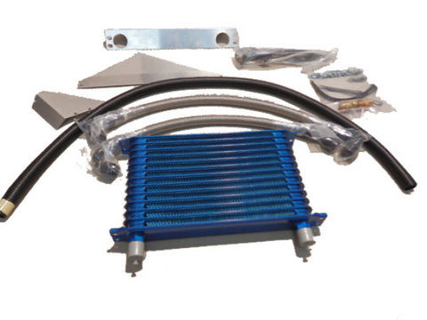 GReddy 2002-2007 Subaru WRX, WRX STI Oil Cooler Kit 13 Row 12064605