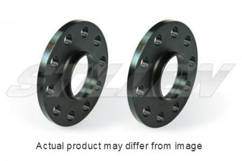 H&R 25.0mm DRM Type TRAK+ Wheel Spacers - Black 5065705SW HR5065705SW