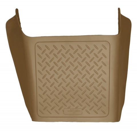 Husky Liners Center Hump Floor Liner - Tan 83583 HUS83583