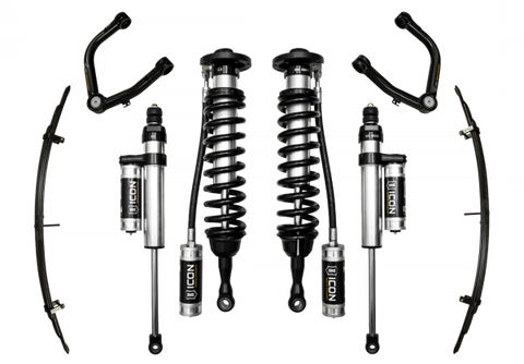 ICON Vehicle Dynamics 2007-2019 Toyota Tundra Suspension System - Stage 5 w/ Tubular UCA