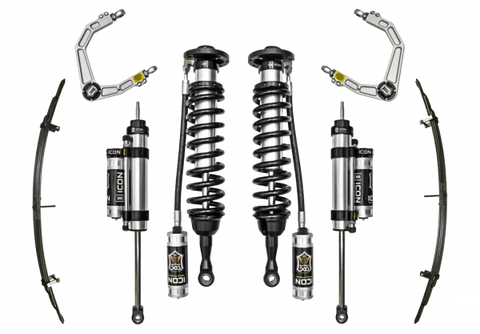 ICON Vehicle Dynamics 2007-2019 Toyota Tundra Suspension System - Stage 7