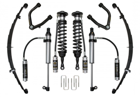 ICON Vehicle Dynamics 2007-2019 Toyota Tundra Suspension System - Stage 9 w/ Tubular UCA