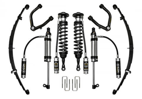 ICON Vehicle Dynamics 2007-2019 Toyota Tundra Suspension System - Stage 10 w/ Tubular UCA
