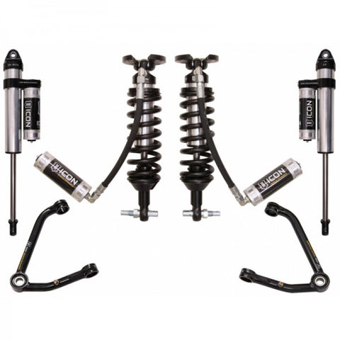 ICON Suspension System - Stage 4 (Aluminum Suspension) K73004A ICK73004A