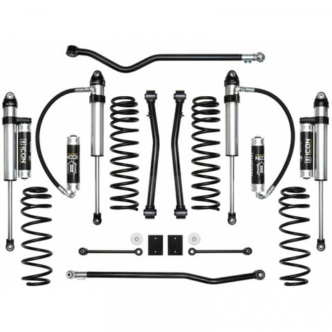 2018-2019 Jeep Wrangler Suspension System - JL (Stage 5) [2.5in] - K22015