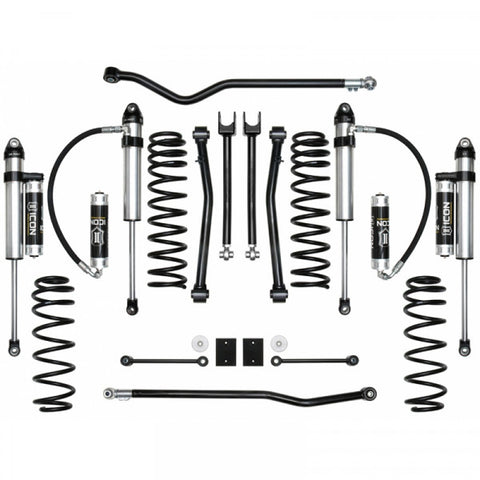 2018-2019 Jeep Wrangler Suspension System - JL (Stage 6) [2.5in] - K22016