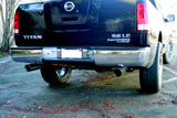 2004-2015 Nissan Titan Stainless Steel Cat-Back Exhaust System - Dual Rear Exit - 509557