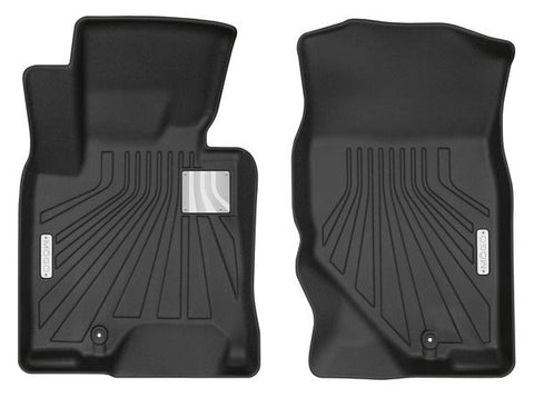 2014-2017 Infiniti QX50 Floor Mats (Front Row) - Black