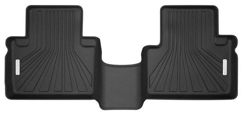 2014-2017 Infiniti QX50 Floor Mats (2nd Row) - Black