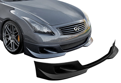 2008-2010 Infiniti G37 Coupe Front Lip Spoiler - KB11922