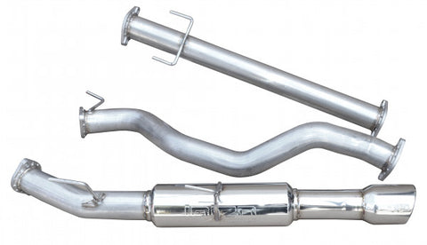 Injen Cat Back Exhaust System for 2017 NIssan Sentra 1.6L Turbo - with Polished Tips [B17]