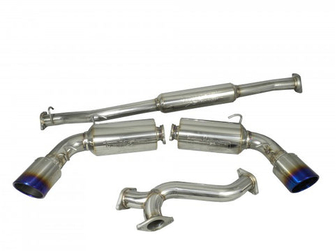 Injen Cat-Back Exhaust System SES1230TT INJSES1230TT