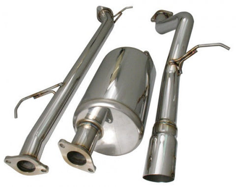 Injen Stainless Cat-Back Exhaust System SES1726 INJSES1726