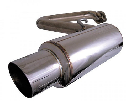 Injen Stainless Cat-Back Exhaust System SES2110 INJSES2110