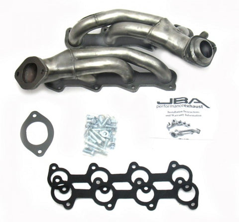 JBA Cat4Ward Shorty Header - Stainless Steel 1625S-9 JBA1625S-9