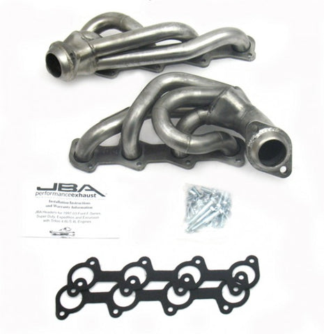 JBA Cat4Ward Shorty Header -  Stainless Steel 1679S-2 JBA1679S-2