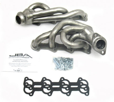 JBA Cat4Ward Shorty Header -  Stainless Steel 1679S JBA1679S