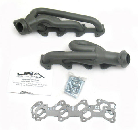 JBA Cat4Ward Shorty Header - Titanium 1949S-1JT JBA1949S-1JT