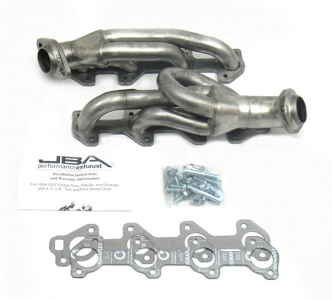 JBA Cat4Ward Shorty Header - Stainless Steel 1949S-2 JBA1949S-2